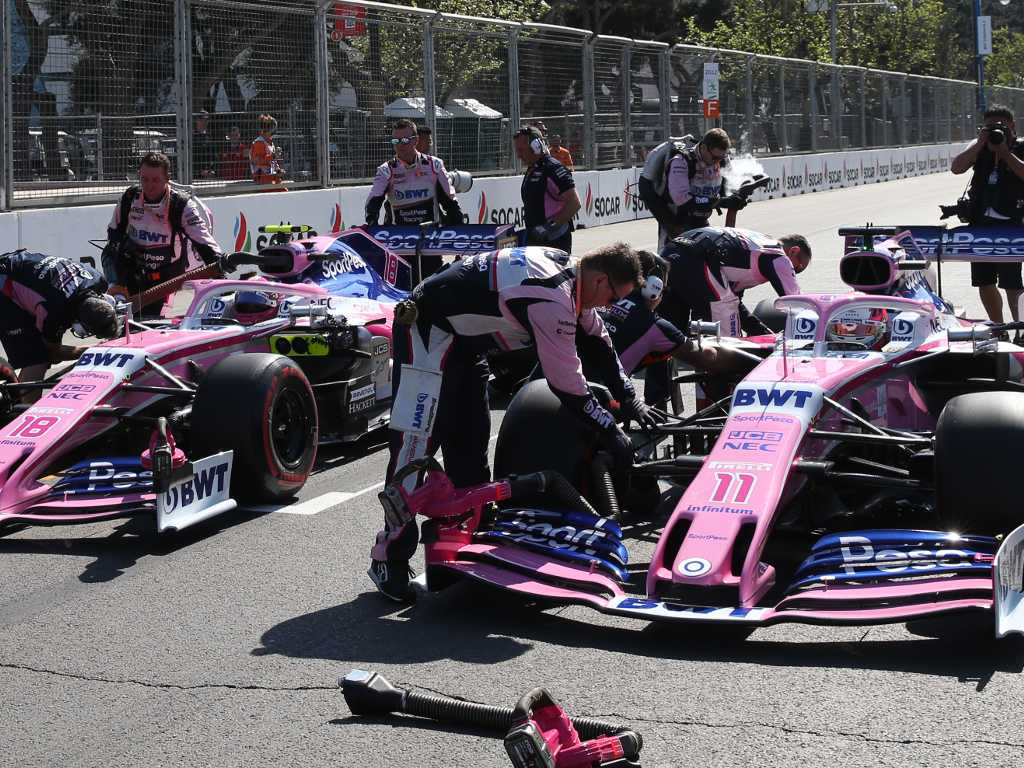 """Racing Point hope their major summer upgrade can """"help improve the car forever""""."""