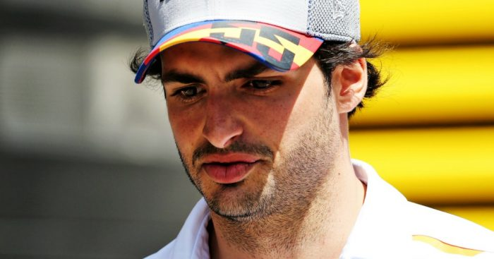 Carlos Sainz: Sad to see Spanish Grand Prix go