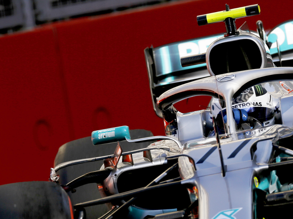 FP1: Valtteri Bottas edges the Ferraris in first practice