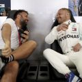 "Valtteri Bottas described his pole position for the Spanish Grand Prix as an ""adrenaline rush""."