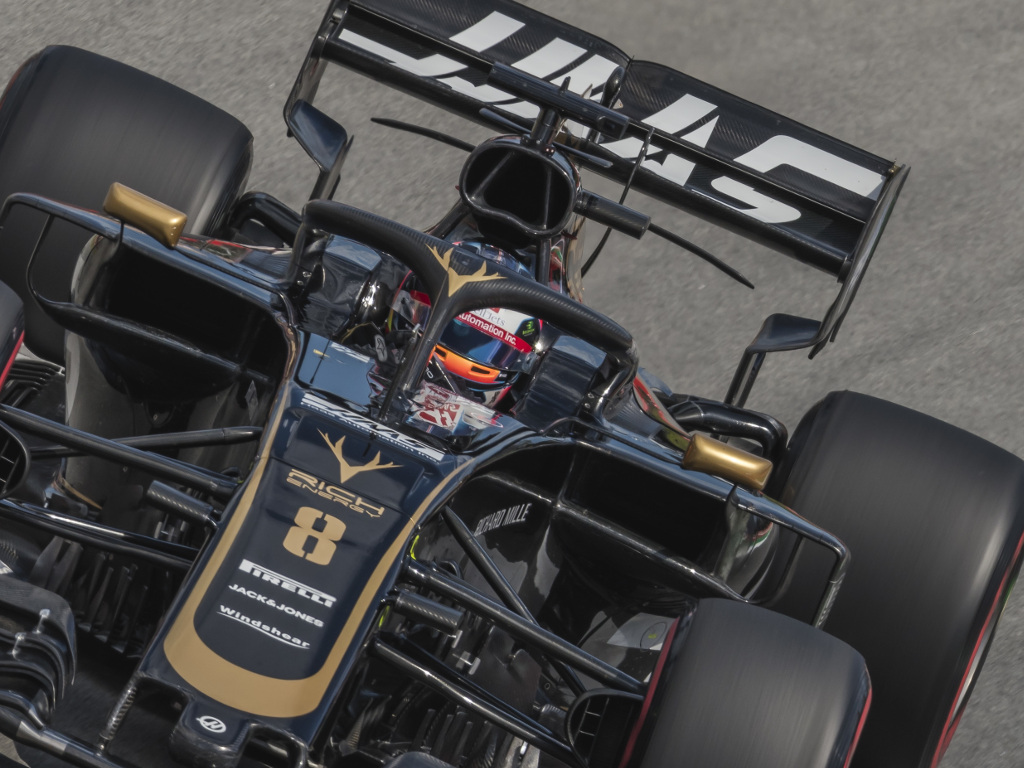 Haas have been given no instructions to change their livery despite Rich Energy losing a court case over their stag logo.