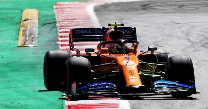 Lando Norris believes McLaren have 'gone out of their way' to help him in 2019.