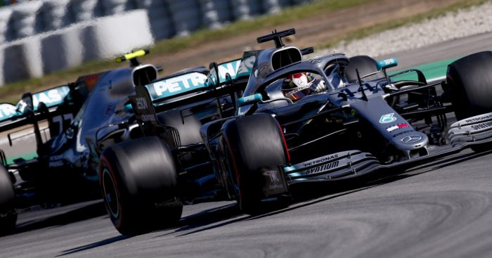 Toto Wolff understands why fans are angry with Mercedes' dominance, but says the team are in Formula 1 for a reason.