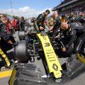 "Daniel Ricciardo believes his input has been ""positive"" for Renault."