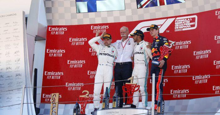 Mercedes do not fear Ferrari, Red Bull fightback
