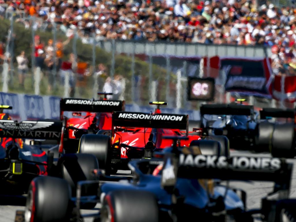 Formula 1: One giant mess