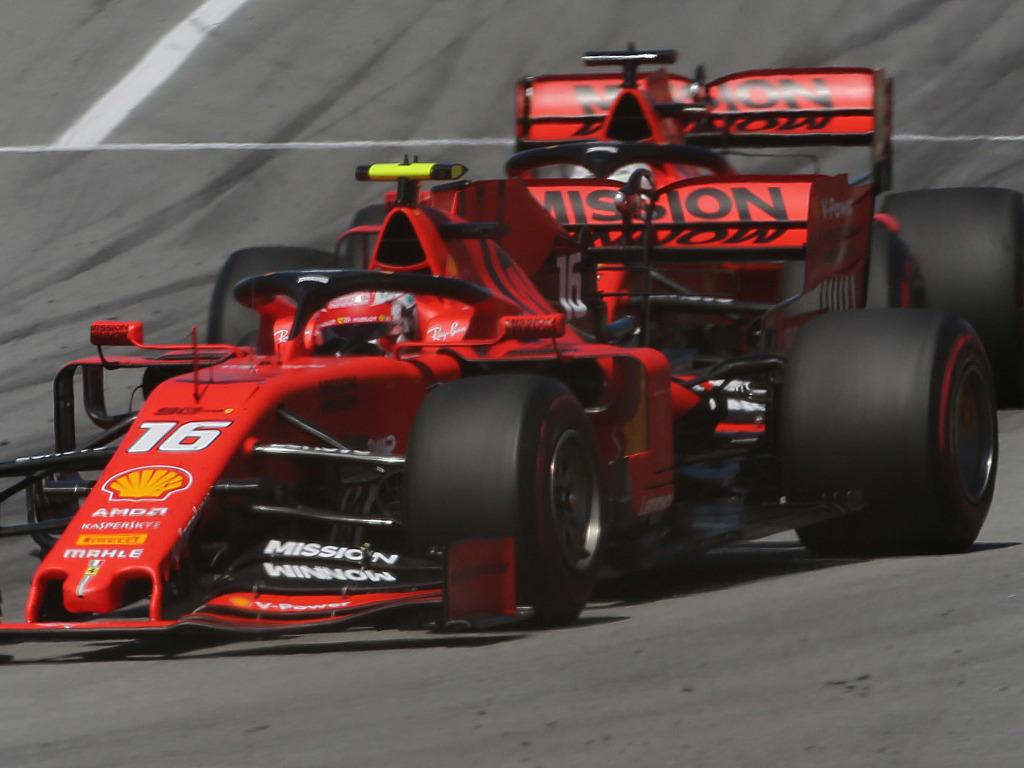 Charles-Leclerc-and-Sebastian-Vettel-Ferrari