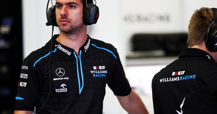 Nicholas Latifi in, Robert Kubica out at Williams?