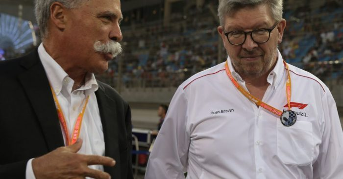 "Ross Brawn has stressed that any changes to the format of race weekends in 2020 would only be an ""experiment""."