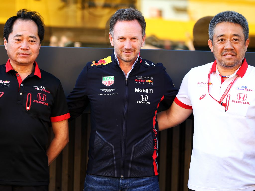 Honda say the targets they hit in 2019 built important trust with Red Bull.