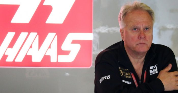 """Gene Haas claims the team have been """"playing with a thermometer"""" in 2019."""