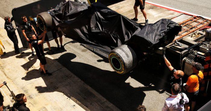Nikita Mazepin: Mercedes run was a dream come true