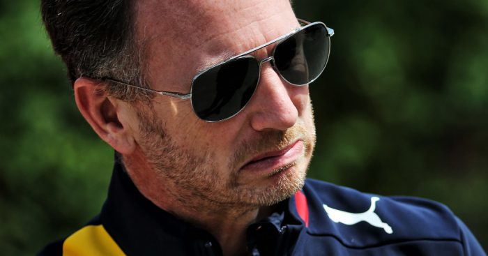 Christian Horner: Mercedes' title race to lose