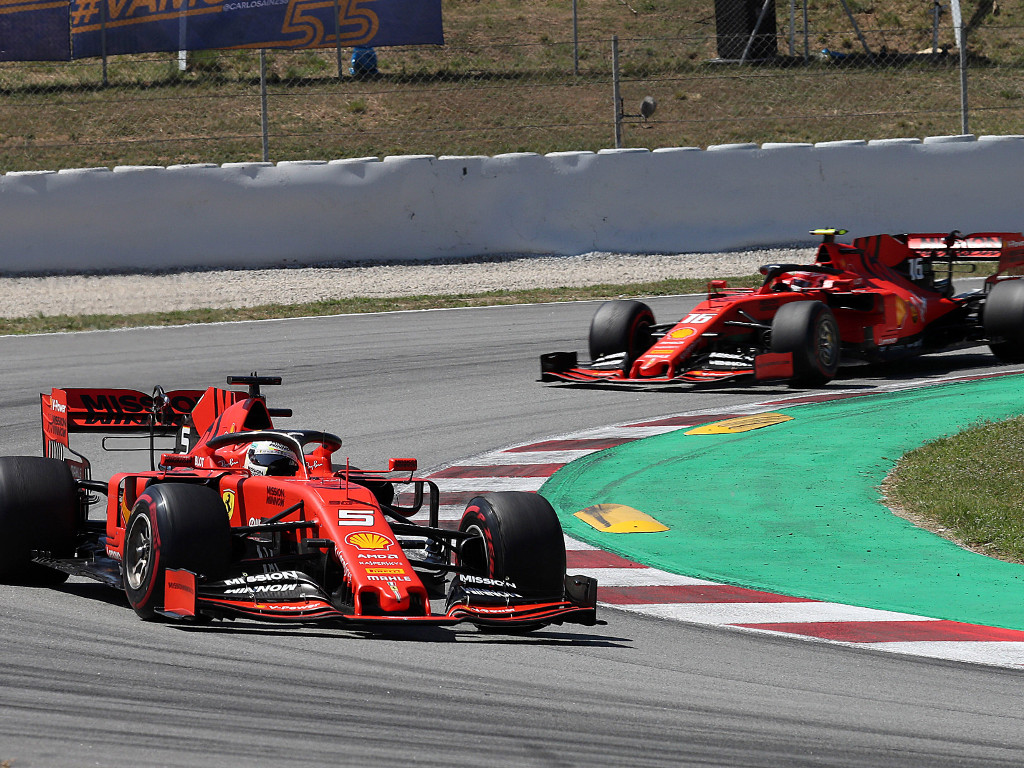 Ross Brawn believes Mattia Binotto is the man to put an end to Ferrari's woes.