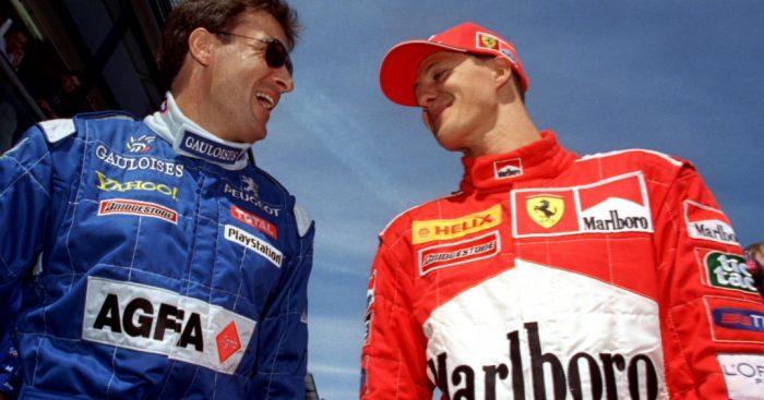 Jean Alesi: Senna more impressive than Schumi