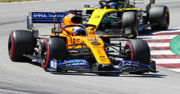 McLaren look set to lose their fuel supplier and major sponsor Petrobras.