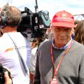 Mercedes will run a red halo in tribute to Niki Lauda during the Monaco GP race weekend.