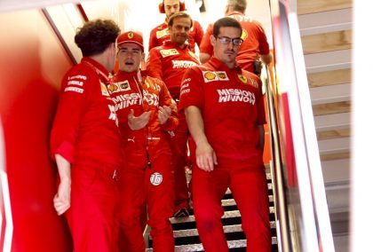 Mattia Binotto has admitted that Ferrari's confidence has taken a hit after their poor start to 2019.