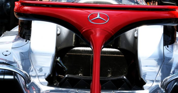 Mercedes-red-halo