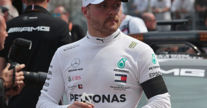 "Valtteri Bottas feared he would be ""at the back of the grid"" following his pit-lane incident with Max Verstappen in Monaco."