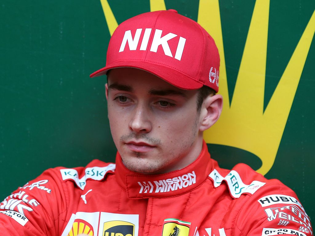 """Charles Leclerc was """"too aggressive"""" with his Monaco overtakes says Nico Hulkenberg."""