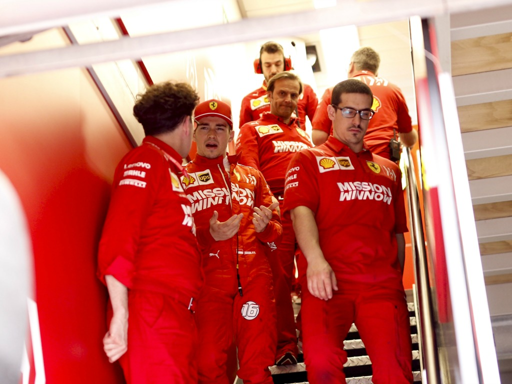 Charles Leclerc: Ferrari