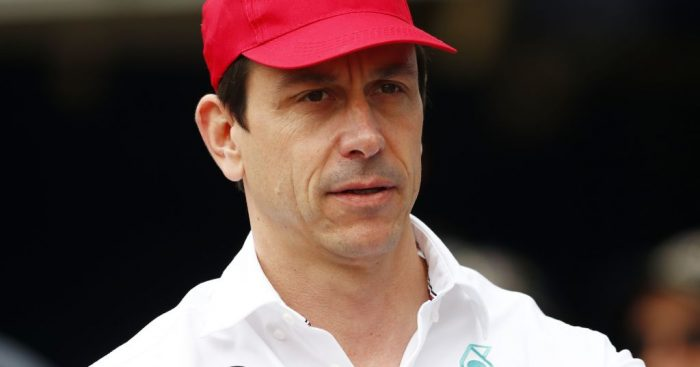 Toto Wolff has spoken out against the new par ferme proposals for 2021.