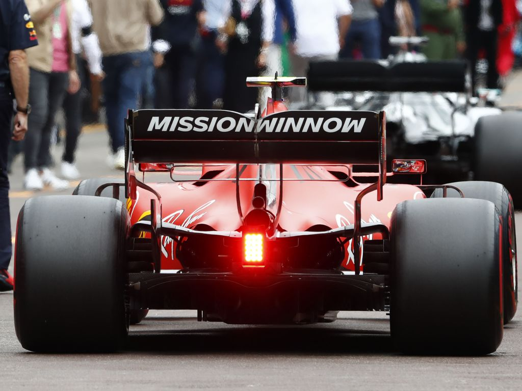 Ferrari will drop their Mission Winnow branding again for the Canadian and French grands prix.