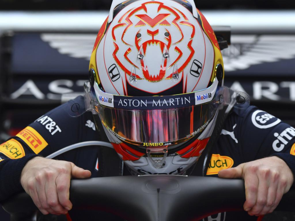 """Christian Horner heaps praise on the """"phenomenal force"""" Max Verstappen."""