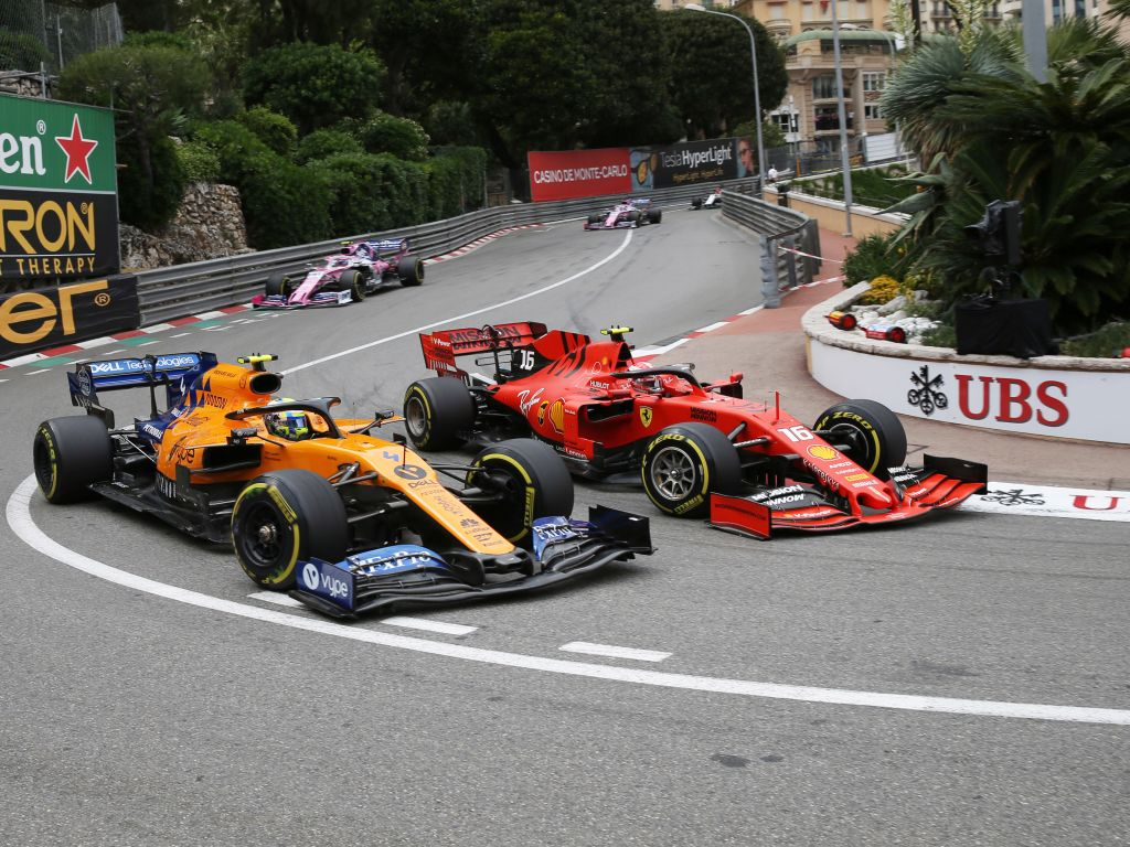 "Monaco Grand Prix later in 2020 was ""impossible""."