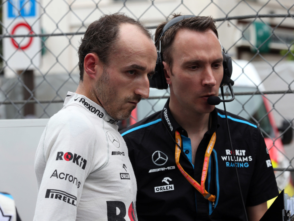 Robert Kubica: Drivers are not responsible for car design