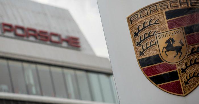 Porsche PA