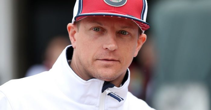 Kimi Räikkönen 2021