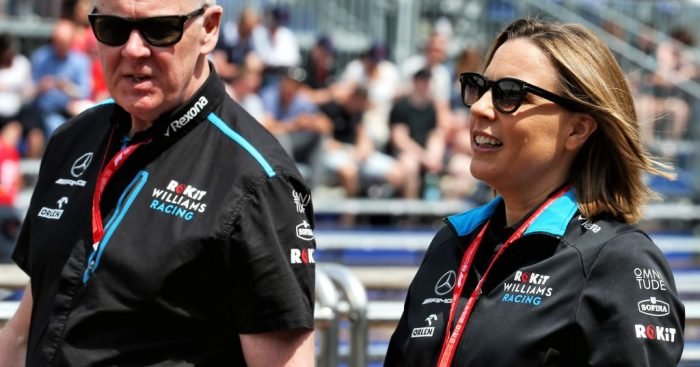 "Claire Williams says the team have a ""significant performance"" upgrade planned for mid-season."