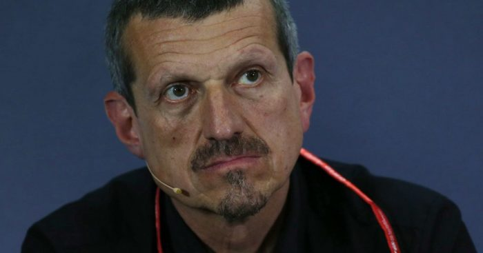 Guenther Steiner doesn't want the Vettel incident to set a precedent of penalty appeals.