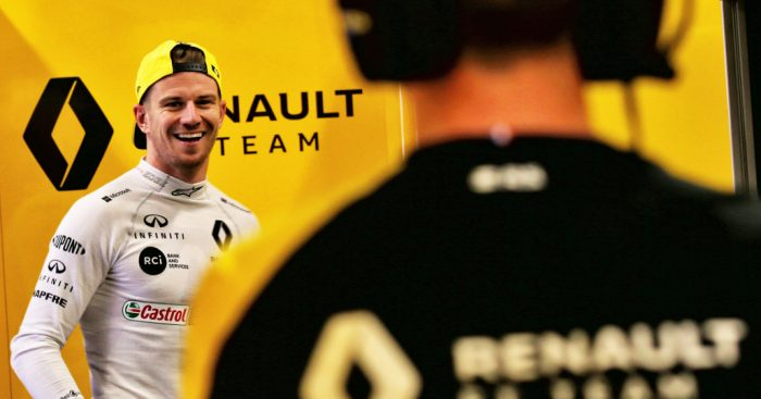 'Nico Hulkenberg to Red Bull is far-fetched'