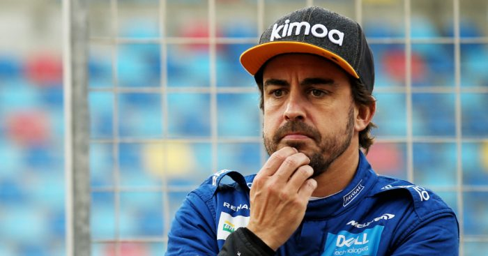 McLaren CEO Zak Brown has joked he would need a third car if Fernando Alonso wanted a Formula 1 return.