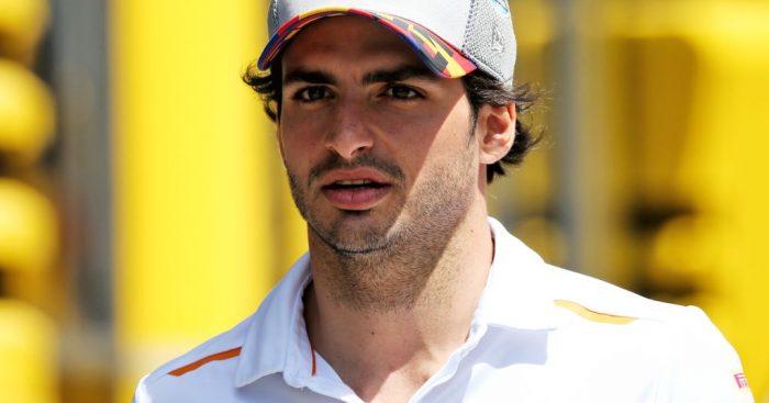 """Carlos Sainz has warned McLaren not to get """"overconfident""""."""
