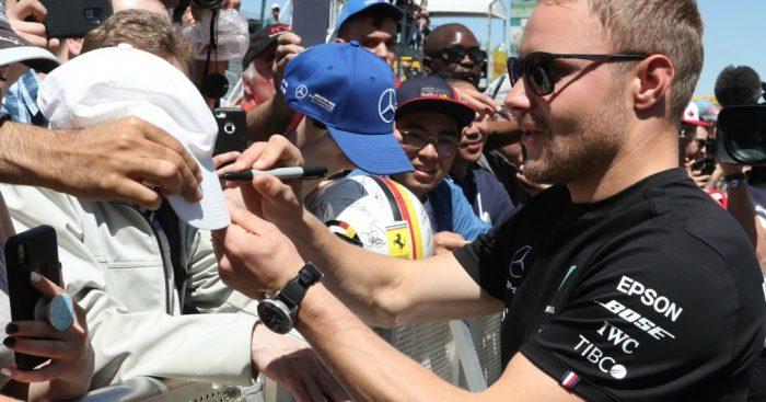 Valtteri Bottas: Ferrari still have upper hand