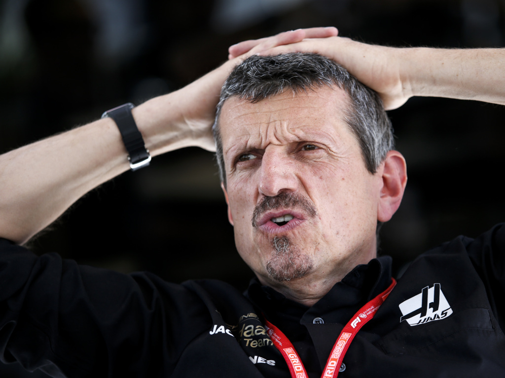 Guenther Steiner believes things can't get any worse for Haas at this point.