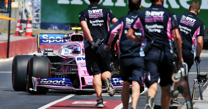 Lance Stroll has praised SportPesa Racing Point for their efforts to get his RP19 ready for qualifying.