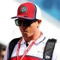 "Kimi Raikkonen says the Alfa Romeo C38 has felt ""very strange"" in some corners."