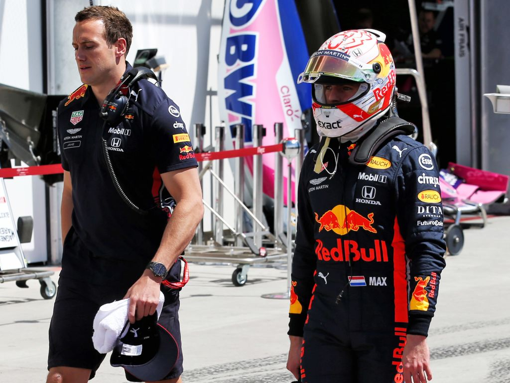 Max Verstappen has bemoaned his bad luck after dropping out in Q2 in qualifying for the Canadian Grand Prix.