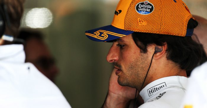 Carlos Sainz surprised by strong qualifying performance.