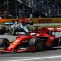 Stewards rob Vettel of win in Canada.
