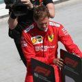 Ferrari summoned by stewards after Sebastian Vettel penalty appeal.