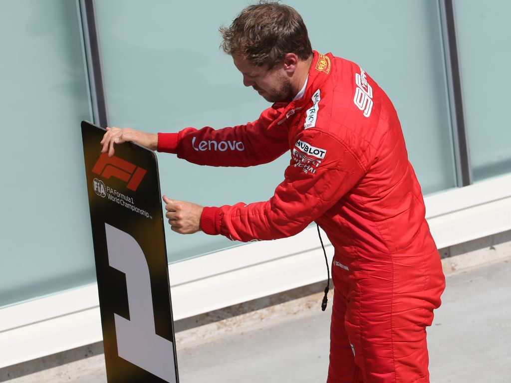 The stewards have explained their decision to give Sebastian Vettel a five-second time penalty which cost him the Canadian Grand Prix.
