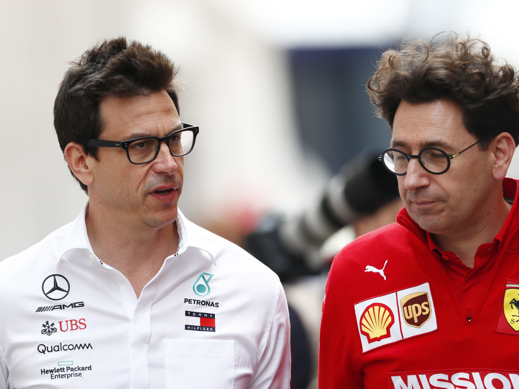 Toto Wolff believes critics of Formula 1 should remember Austria before complaining again.