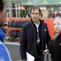 """Emanuele Pirro is """"hurt"""" by the criticism after the Canadian GP controversy."""