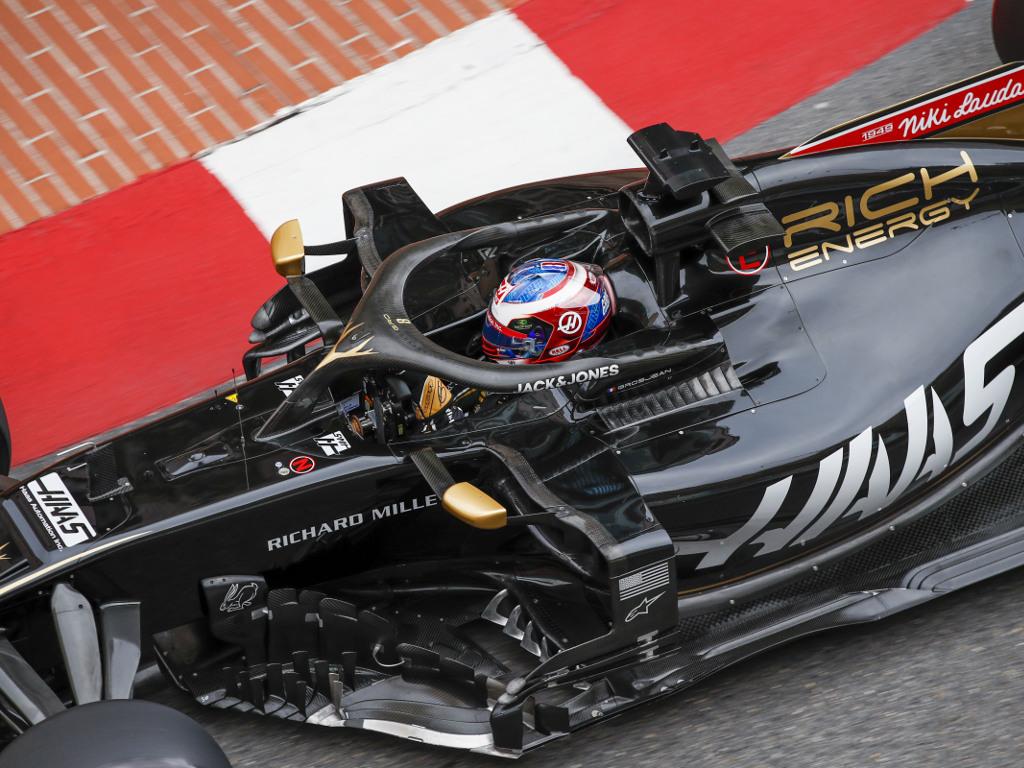 Romain-Grosjean-Haas-VF19-PA